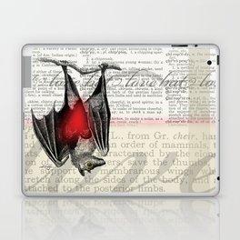 Bat Love by Kathy Morton Stanion Laptop & iPad Skin
