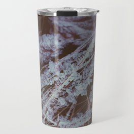 autumn breathes with winter Travel Mug