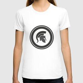 Fight, work out, Helmet T-shirt