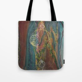 The Perennial Climax (Echo From the Cave) Tote Bag