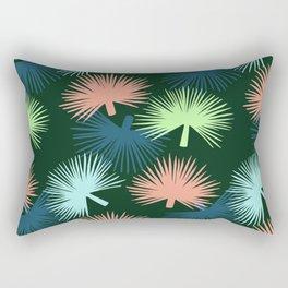 oversized palms Rectangular Pillow
