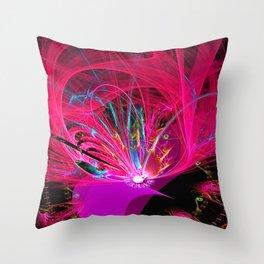Firefly Throw Pillow