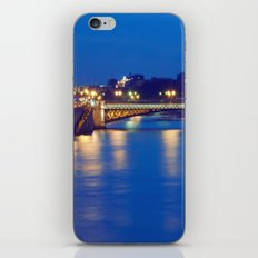 Paris by Night I iPhone & iPod Skin