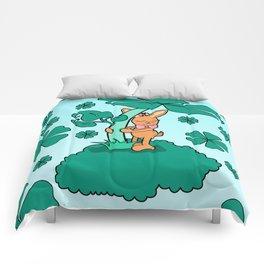 Lucky Bunny Comforters