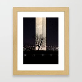 DC Framed Art Print