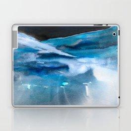 Blue Scape Laptop & iPad Skin