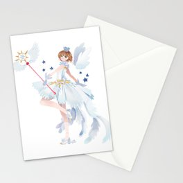 Clear card Stationery Cards
