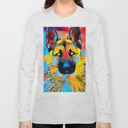 German Shepherd 2 Long Sleeve T-shirt