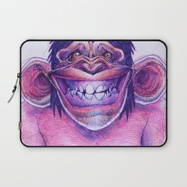 CHIMPFACE Laptop Sleeve