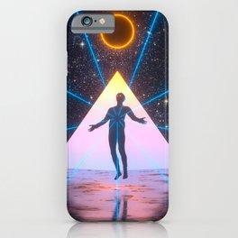 Eclipse Cult iPhone Case