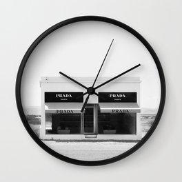 Fashion House Wall Clock