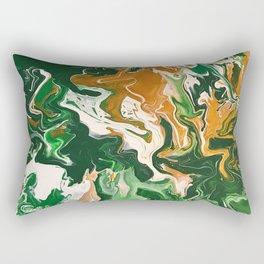Gasping Edge Rectangular Pillow