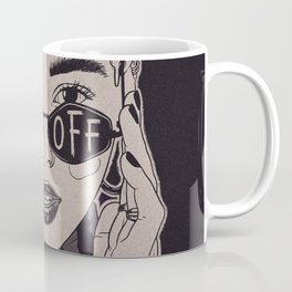 DOPE - F Off Coffee Mug