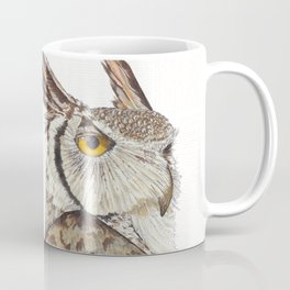 Quintus the Owl Coffee Mug