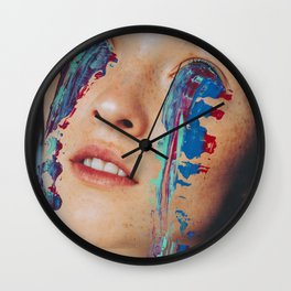 Nothing's Gonna Hurt You Wall Clock