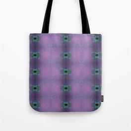 Silicon-based life form - E5 purple Tote Bag