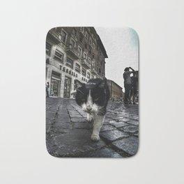 Street Cat Bath Mat