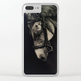 On the Bit Clear iPhone Case