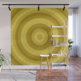 Golden brown Wall Mural