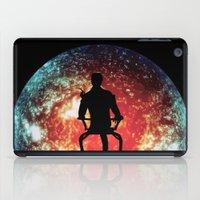 mass effect iPad Cases featuring Illusive man ( Mass Effect ) by TxzDesign
