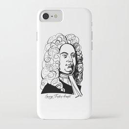 George Frideric Handel iPhone Case