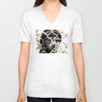 jack nicholson V-neck T-shirts featuring Jack Nicholson by ARTito