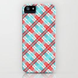 Gingham Picnic iPhone Case