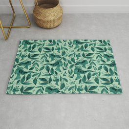 Forest Maidens Rug