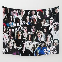 Peggy Carter Sass Wall Tapestry