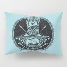 POLIFEMO_BLUE Pillow Sham