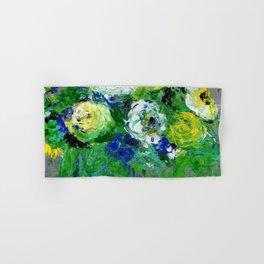 Abstract Floral - Botanical Hand & Bath Towel