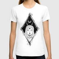 bones T-shirts featuring Bones by alesaenzart