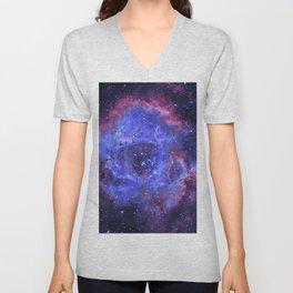 Supernova Explosion Unisex V-Neck