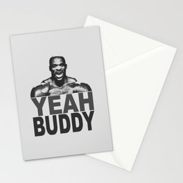 YEAH BUDDY Stationery Cards