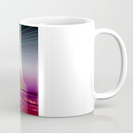 There's something out there Coffee Mug