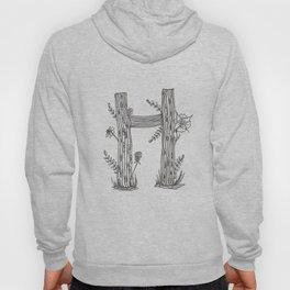 Tree Huggers - Letter H Hoody