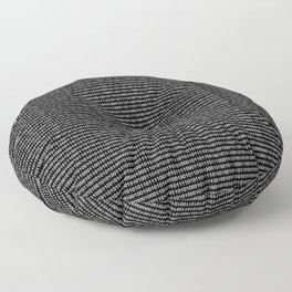 The Binary Code DOS version Floor Pillow
