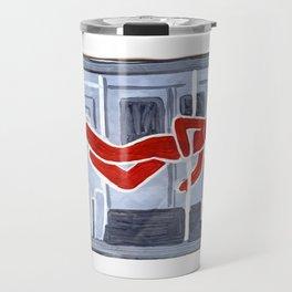 Pole Dancer Travel Mug