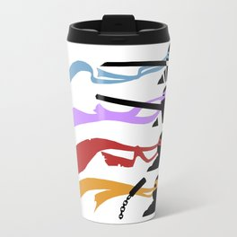 TMNT - Cutout Travel Mug