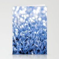 sparkle Stationery Cards featuring Sparkle by Brian Raggatt
