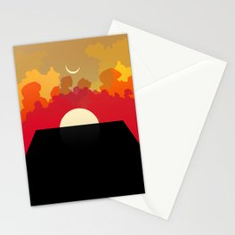 2001 Monolith Stationery Cards