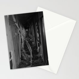 Derelict 5 Stationery Cards