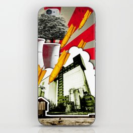 Vive La Vie iPhone Skin