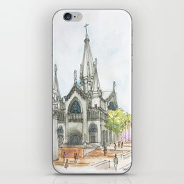 Catedral de Manizales, Colombia iPhone Skin