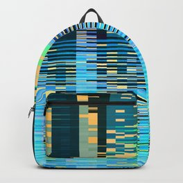 city on water Backpack