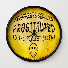 TRESPASSERS - 06 Wall Clock