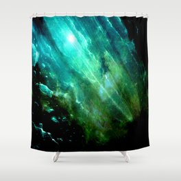 θ Serpentis Shower Curtain