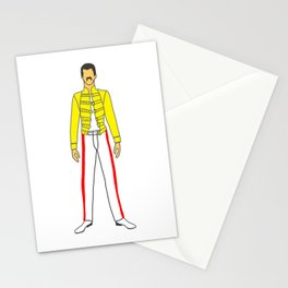 Champions 6 Stationery Cards