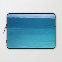 Abstract Sea Laptop Sleeve