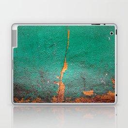 Cracked wall Laptop & iPad Skin